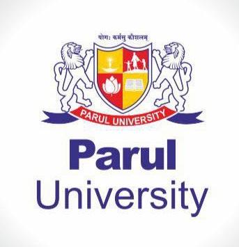 parul university logo