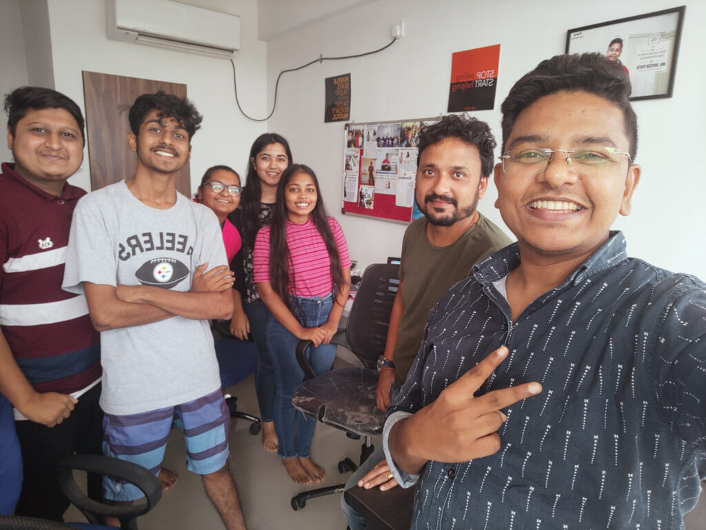 50+ students trained for Digital Marketing in Vadodara